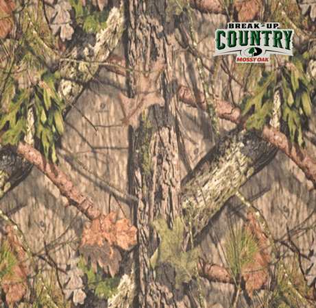 Mossy Oak Break-Up COUNTRY Cordura Nylon