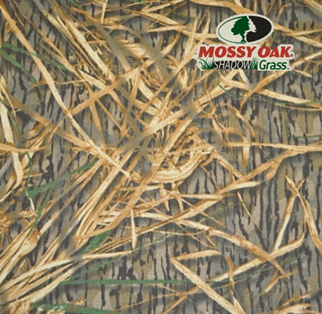 Mossy Oak Shadowgrass Cordura Nylon