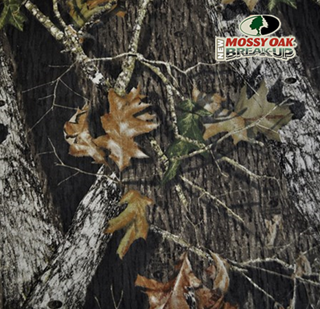 Mossy Oak New Break-Up Cordura Nylon