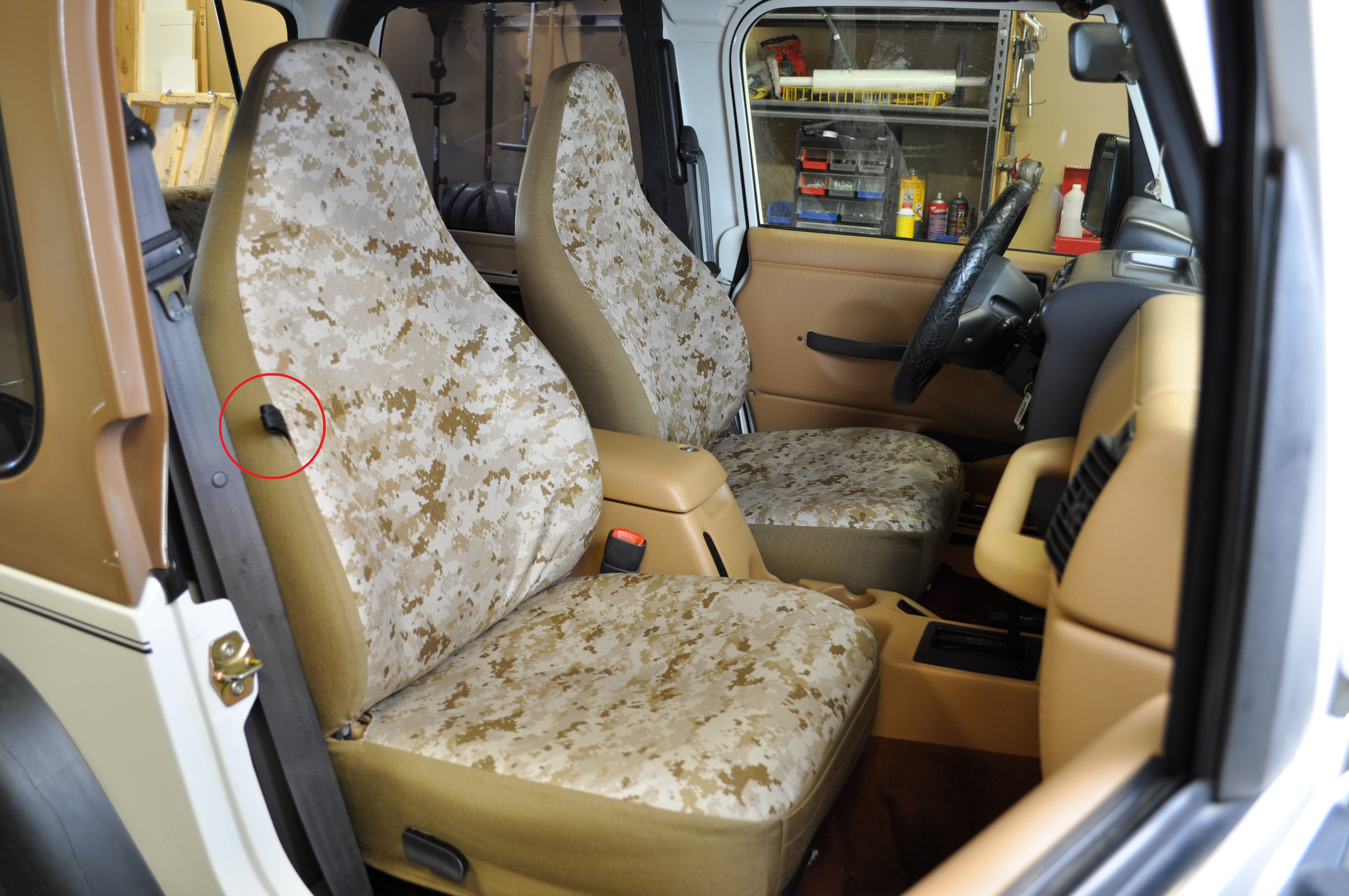 Miraculous Seat Covers For Your 1999 Jeep Wrangler Marathon Seat Covers Machost Co Dining Chair Design Ideas Machostcouk